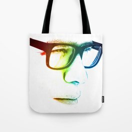 lunettes Tote Bag