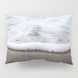 Sea Foam Blues Pillow Sham