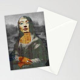 Nona Lifretéte in grey Stationery Cards