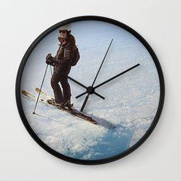 Sweet Formaldehyde Wall Clock