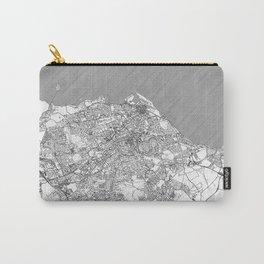 Edinburgh Map Line Carry-All Pouch