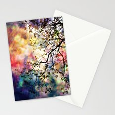 the Tree of Many Colors Stationery Cards