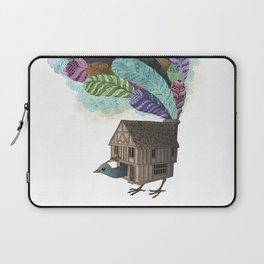 birdhouse revisited Laptop Sleeve