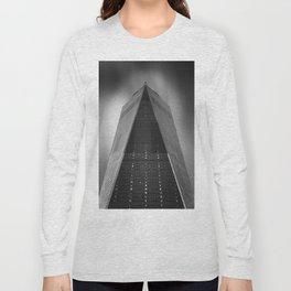One World Trade Center in New York City Long Sleeve T-shirt