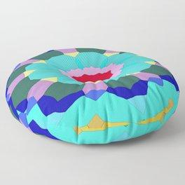 Unrepresented Aetiology 33 Floor Pillow