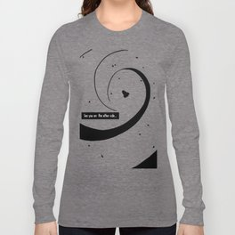 See you...2 Long Sleeve T-shirt