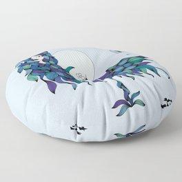 Lost Floor Pillow