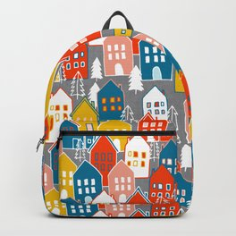 wondeful time of the year Backpack