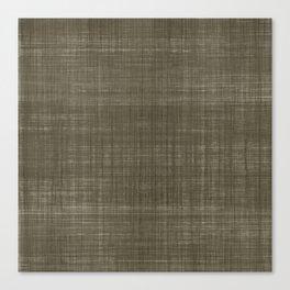 Tissu d'écorce Charcoal Canvas Print