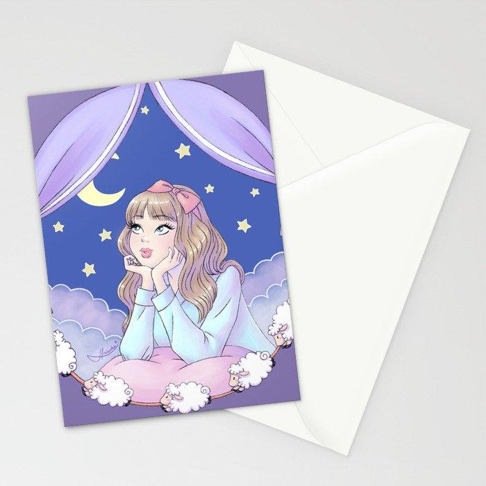 Night Dreamer Stationery Cards