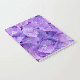 Hydrangea lilac Notebook