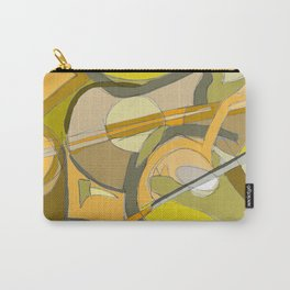 Three Scores And A Hen Carry-All Pouch