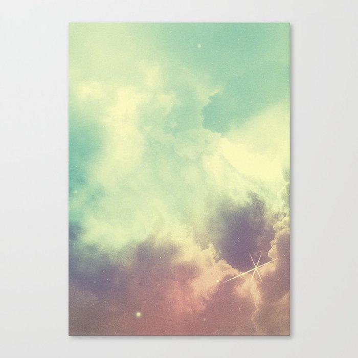 Nebula 3 Canvas Print