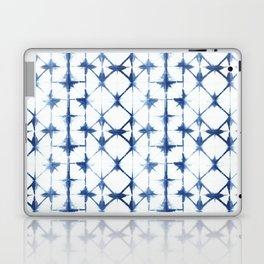 Shibori Diamonds Laptop & iPad Skin