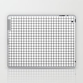 Dotted Grid Laptop & iPad Skin