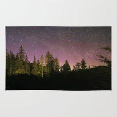 under the stars Rug