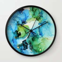 Right Brain Wall Clock