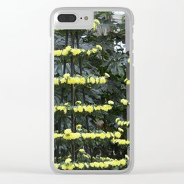 Longwood Gardens Autumn Series 213 Clear iPhone Case