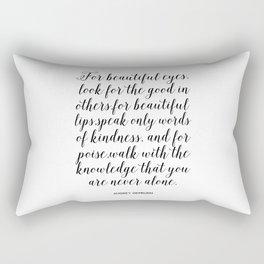 inspirational art,Girls Room Decor,Gift For Her,Quote Prints,Wall Art,Typography Print,Nursery Girls Rectangular Pillow