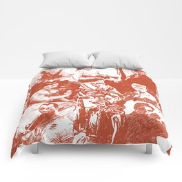 Ode to Action Comforters