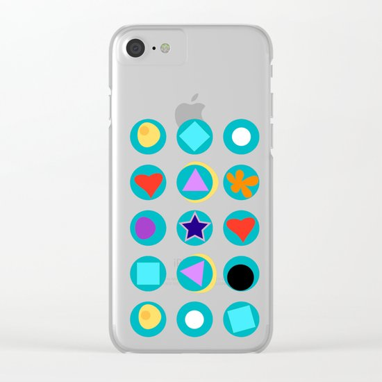 Casualties Clear iPhone Case