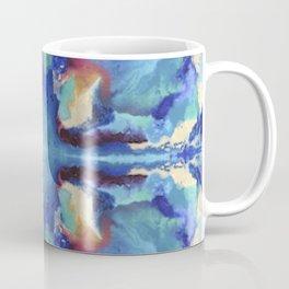 Watercolor Rorschach Coffee Mug