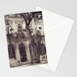 Day of playing outside | Havana, Cuba | Fine Art Black and White Photography Stationery Cards