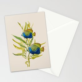Fishes 2 Stationery Cards