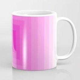 Fuschia Monochrome Coffee Mug