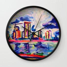 Westside Wall Clock