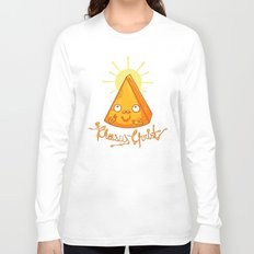 In Cheese We Trust Long Sleeve T-shirt