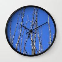 climbing Wall Clocks featuring Climbing  by Tea Tree // P H O T O