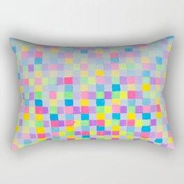 JCrafthouse  The Painted Block Basketweave  Rectangular Pillow