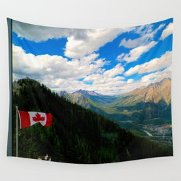 Oh Canada Wall Tapestry