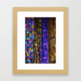 mexican art Framed Art Print
