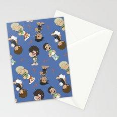 Sleepy 1D Stationery Cards