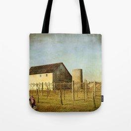 Wine Craft Tote Bag