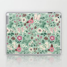 Garden Butterflies  Laptop & iPad Skin