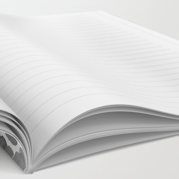 Gray Painting Notebook