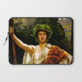 "John Collier ""The Priestess of Bacchus"" Laptop Sleeve"