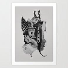 30 Days Art Print