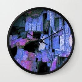Contemporary Vacuities Wall Clock