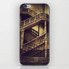 A Hogwarts Staircase iPhone & iPod Skin