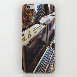 Timeless sound iPhone Skin