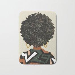 Black Art Matters Bath Mat
