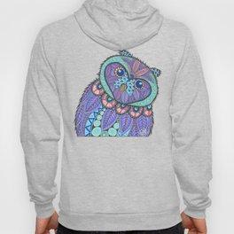Spring Owl Hoody