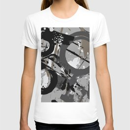 Enso Groove C by Kathy Morton Stanion T-shirt