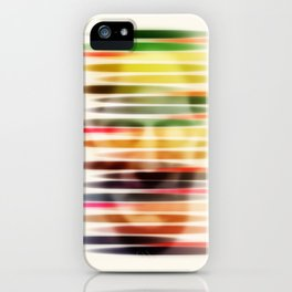 Troubled Face iPhone Case