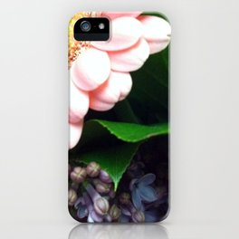 The Arrangement iPhone Case
