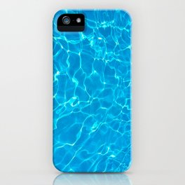 Ripples iPhone Case